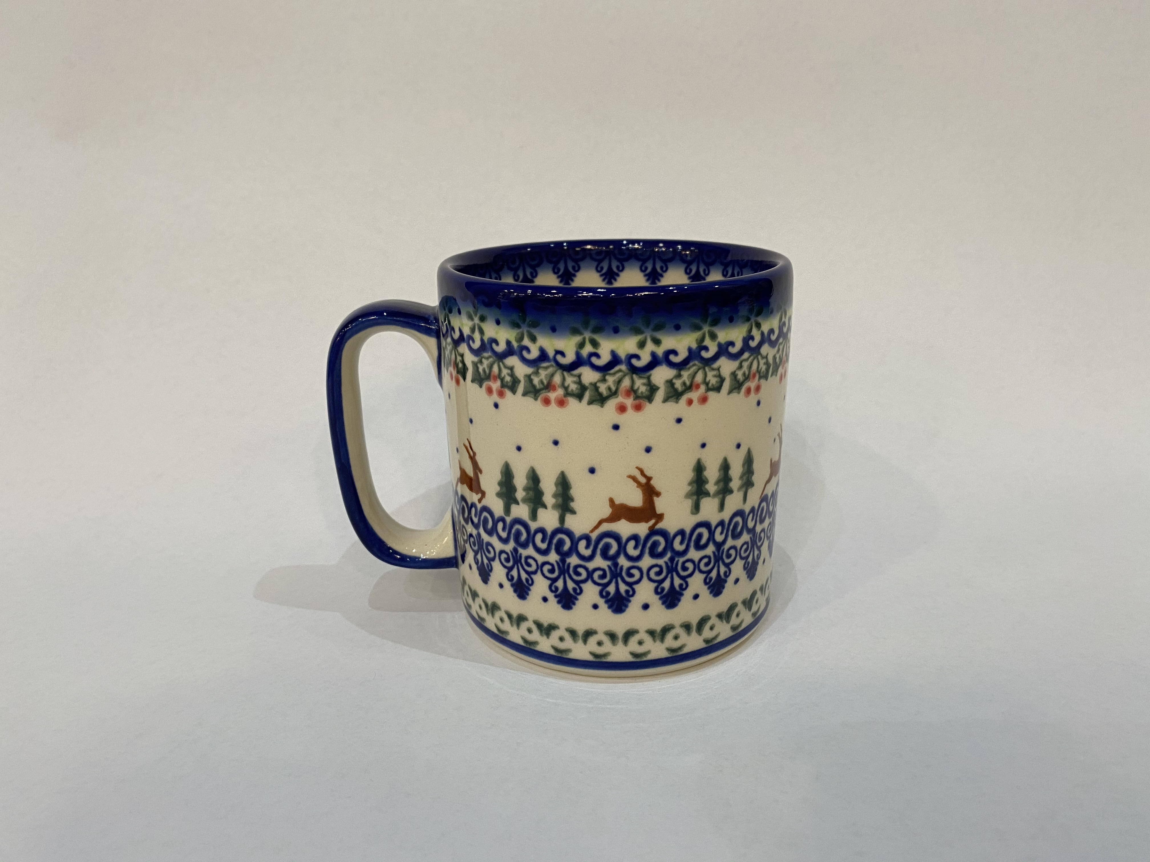 Holiday Straight Mug